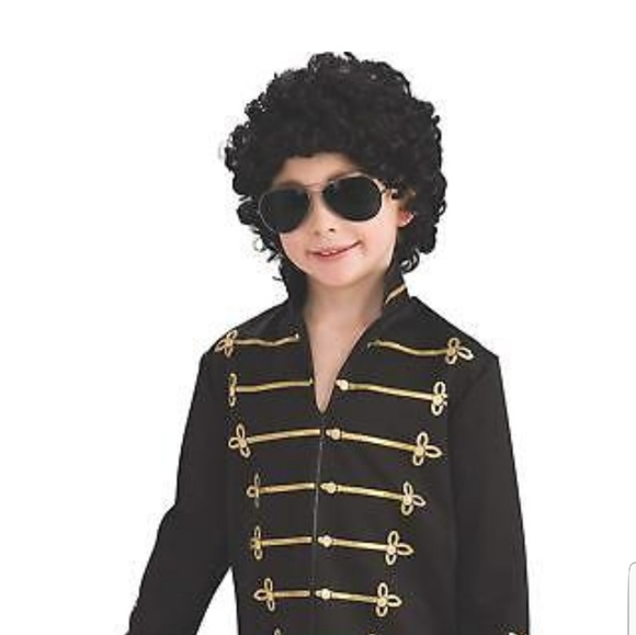 Costumes Boys Michael Jackson Thriller Halloween Jacket M Poshmark